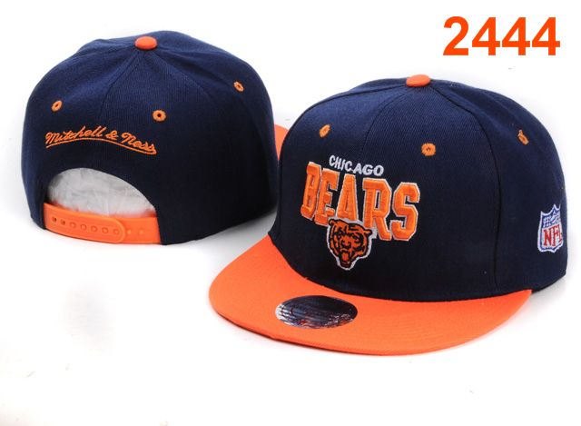 Chicago Bears NFL Snapback Hat PT53